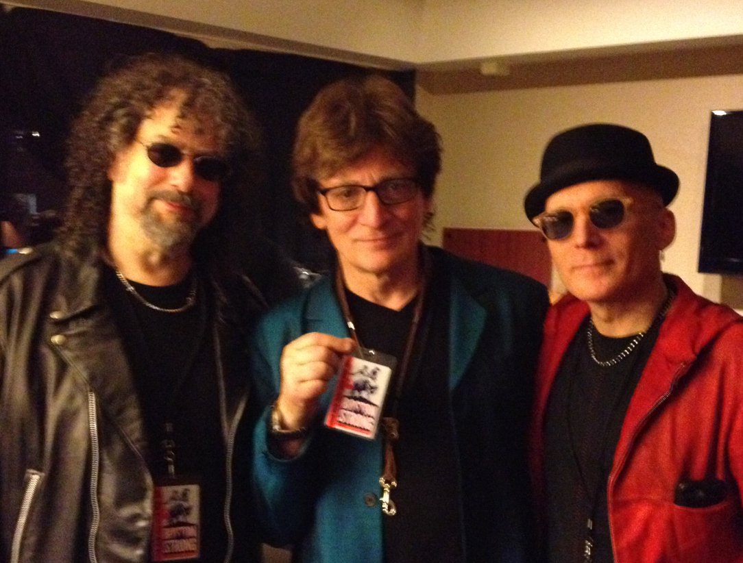 Magic Dick and Seth Justman (J Geils)