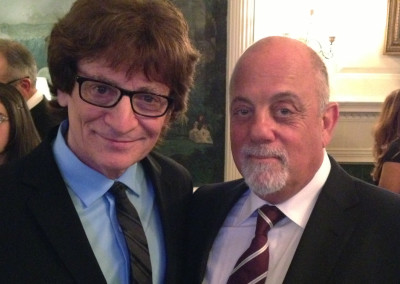 Piano Man Billy Joel at the White House