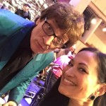 Crispin and Kiku At Kennedy Center Mark Twain Awards